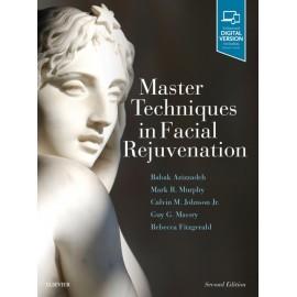 Master Techniques in Facial Rejuvenation E-Book (ebook)