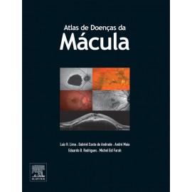 Atlas de Doenças de Mácula (ebook)