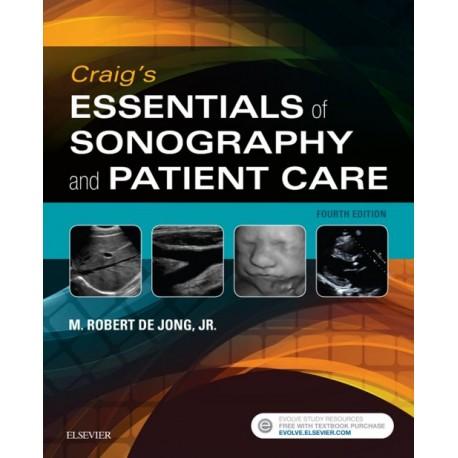 Craig's Essentials of Sonography and Patient Care - E-Book (ebook) - Envío Gratuito