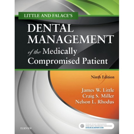 Dental Management of the Medically Compromised Patient - E-Book (ebook) - Envío Gratuito