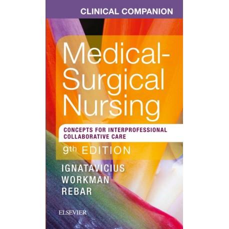 Clinical Companion for Medical-Surgical Nursing - E-Book (ebook) - Envío Gratuito