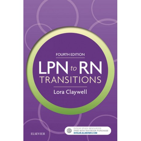 LPN to RN Transitions - E-Book (ebook) - Envío Gratuito
