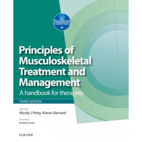 Principles of Musculoskeletal Treatment and Management E-Book (ebook) - Envío Gratuito