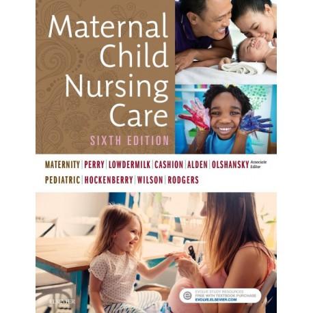 Maternal Child Nursing Care - E-Book (ebook) - Envío Gratuito