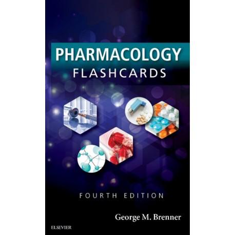 Pharmacology Flash Cards E-Book (ebook) - Envío Gratuito
