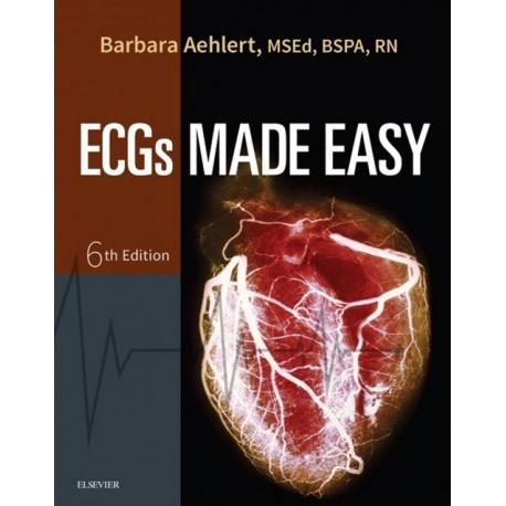 ECGs Made Easy - E-Book (ebook) - Envío Gratuito