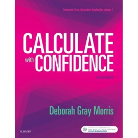 Calculate with Confidence - E-Book (ebook)