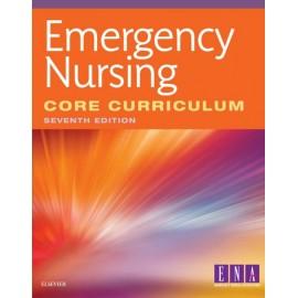 Emergency Nursing Core Curriculum - E-Book (ebook)