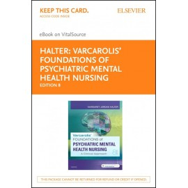 Varcarolis' Foundations of Psychiatric Mental-Health Nursing - E-Book (ebook)
