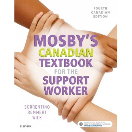 Mosby's Canadian Textbook for the Support Worker - E-Book (ebook) - Envío Gratuito