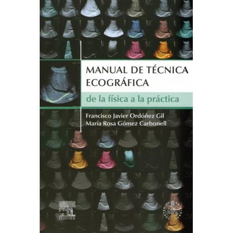 Manual de técnica ecográfica. De la física a la práctica - Envío Gratuito