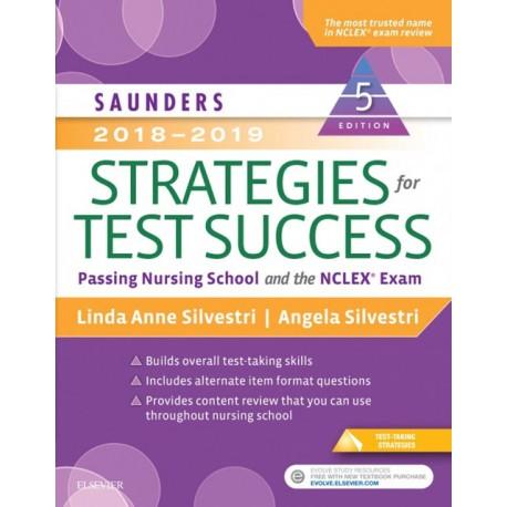 Saunders 2018-2019 Strategies for Test Success - E-Book (ebook) - Envío Gratuito