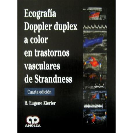Ecografía doppler duplex a color en trastornos vasculares de strandness - Envío Gratuito
