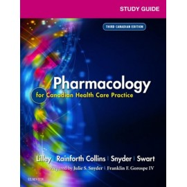 Study Guide for Pharmacology for Canadian Health Care Practice - E-Book (ebook)