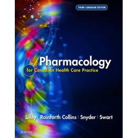 Pharmacology for Canadian Health Care Practice - E-Book (ebook)