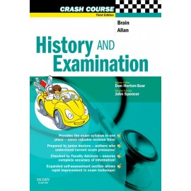 Crash Course: History and Examination - E-Book (ebook)