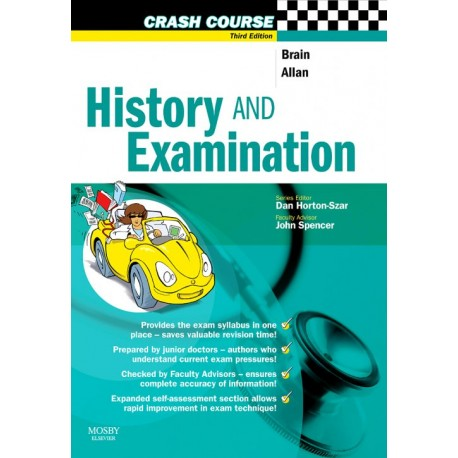 Crash Course: History and Examination - E-Book (ebook) - Envío Gratuito