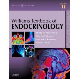 Williams Textbook of Endocrinology E-Book (ebook)