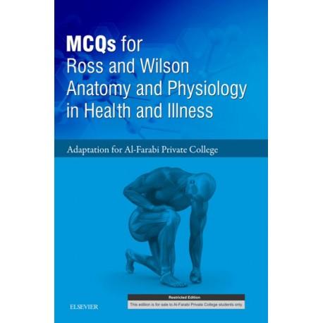 MCQs for Ross and Wilson ? Adaptation for Al-Farabi College Human Anatomy Students E-book (ebook) - Envío Gratuito