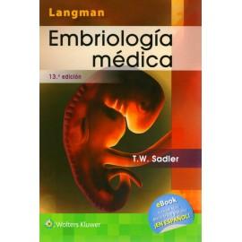 Langman Embriología medica - Envío Gratuito