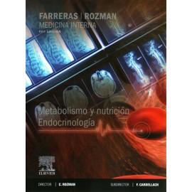 Farreras-Rozman. Medicina Interna. Metabolismo y Nutrición Endocrinología - Envío Gratuito