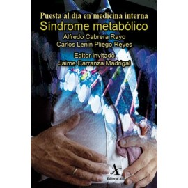 Puesta al día en medicina interna síndrome metabólico - Envío Gratuito