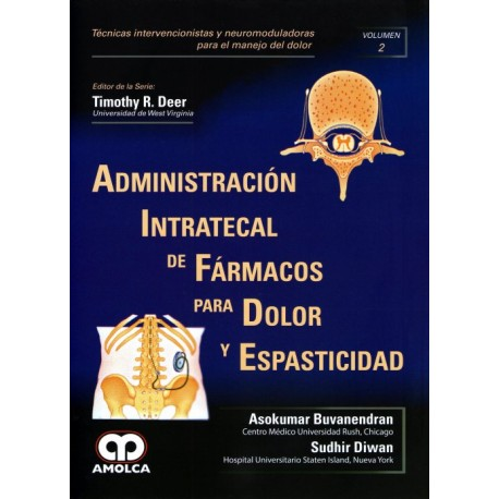 Administracion Intratecal de Farmacos para el Dolor y Espasticidad - Envío Gratuito