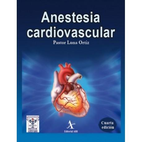 Anestesia cardiovascular - Envío Gratuito