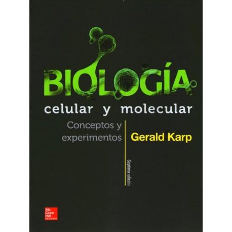 Biología celular y molecular McGraw-Hill - Envío Gratuito