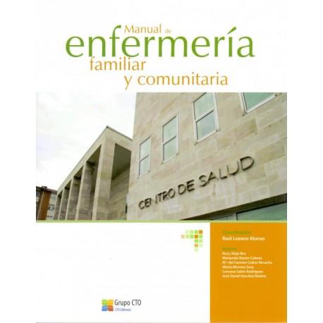 Manual de enfermería familiar y comunitaria - Envío Gratuito