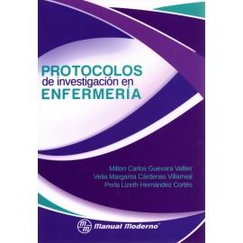 Protocolos de investigación en enfermería - Envío Gratuito