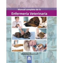 Manual Completo de la Enfermería Veterinaria - Envío Gratuito