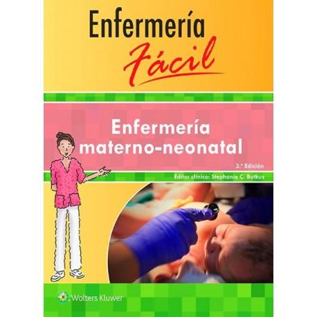 Enfermería fácil. Enfermería materno-neonatal - Envío Gratuito