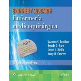Brunner y Suddarth. Enfermería medicoquirúrgica - Envío Gratuito