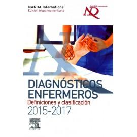NANDA Diagnósticos Enfermeros 2015-2017. Definiciones y clasificación - Envío Gratuito