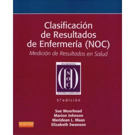 Clasificación de resultados de Enfermería NOC - Envío Gratuito