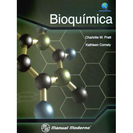 Bioquímica Manual Moderno - Envío Gratuito