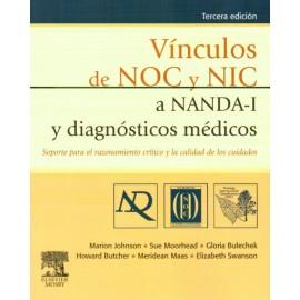Vínculos de NOC y NIC a NANDA-I y diagnósticos médico
