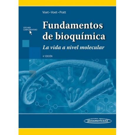 Fundamentos de Bioquímica - Envío Gratuito