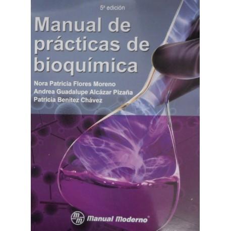 Manual de prácticas de bioquímica - Envío Gratuito