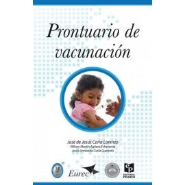 Prontuario de vacunación - Envío Gratuito