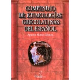 Compendio de etimologías grecolatinas del español - Envío Gratuito