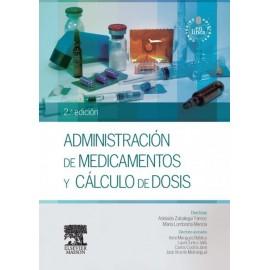 Administración de medicamentos y cálculo de dosis - Envío Gratuito