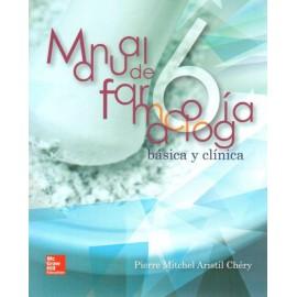 Manual de farmacología básica y clínica - Envío Gratuito