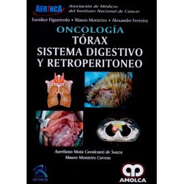 Oncología: Tórax, Sistema Digestivo y Retroperitoneo - Envío Gratuito