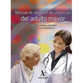 Manual de atención de urgencias del adulto mayor - Envío Gratuito