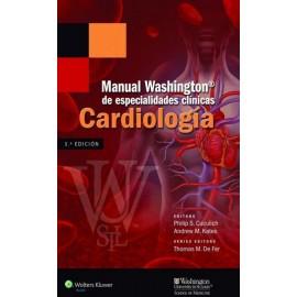 Manual Washington de especialidades clínicas. Cardiología