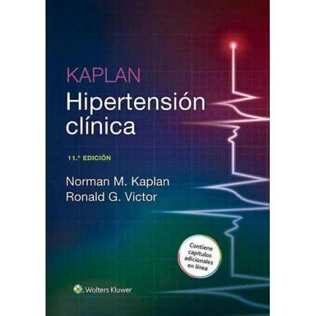 Kaplan. Hipertensión clínica - Envío Gratuito