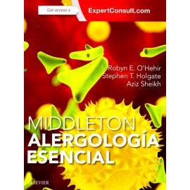 Middleton. Alergología esencial - Envío Gratuito