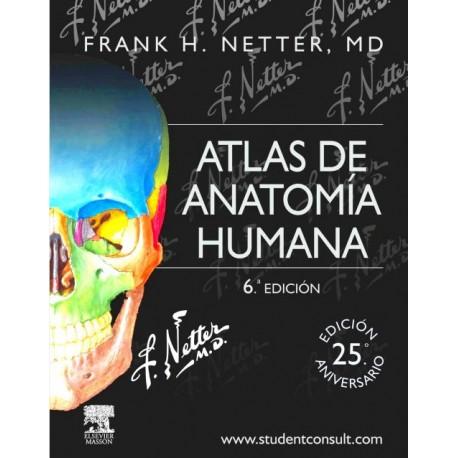 Atlas de anatomía humana - Envío Gratuito